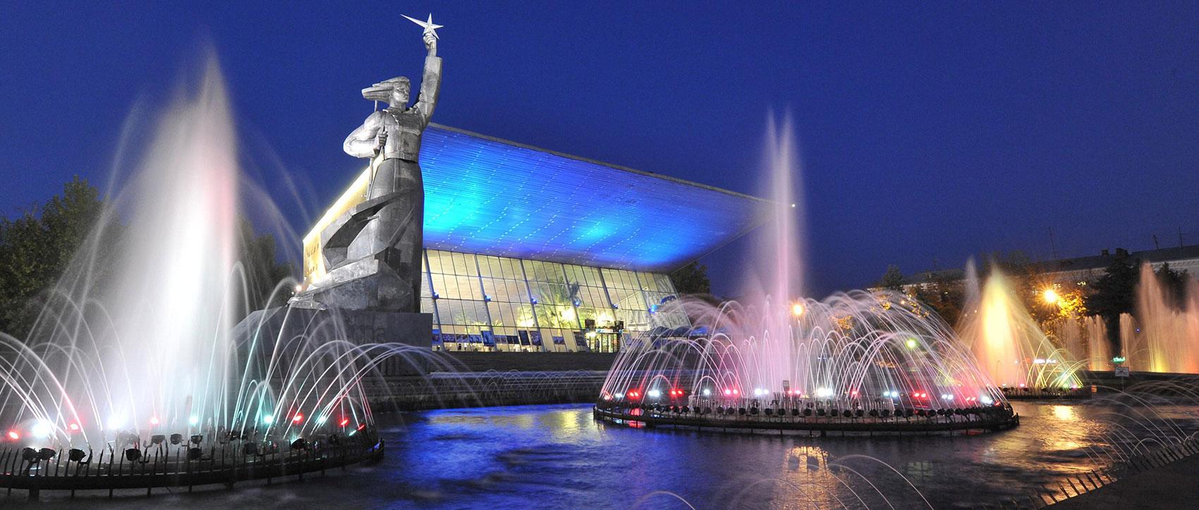 Экскурсии по Краснодару