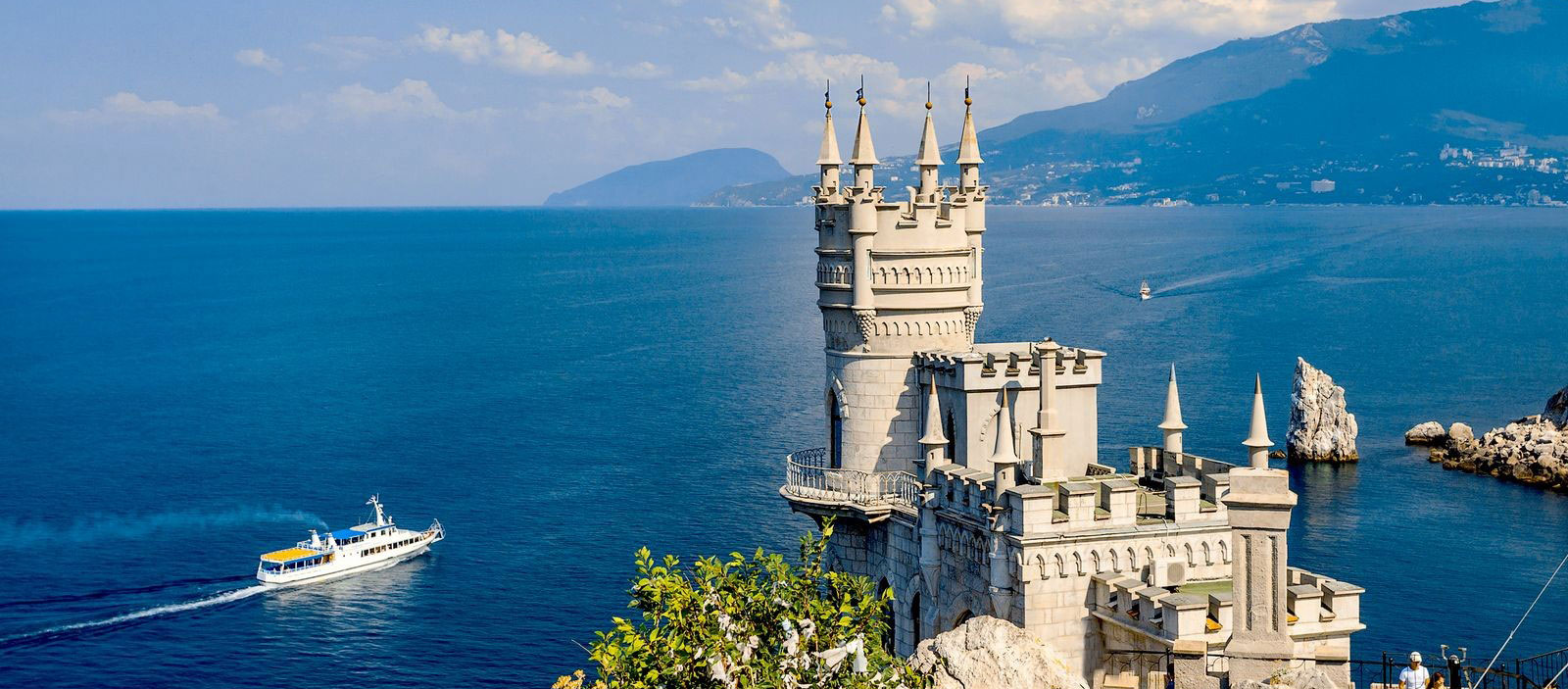Путешествуй с нами по Крыму!